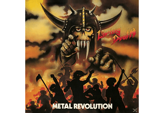 Living Death - Metal Revolution (Ltd.Vinyl) - (Vinyl)