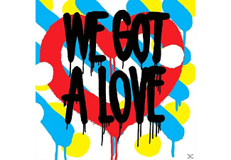 Shit Robot - We Got A Love (LP+CD) - (LP + Bonus-CD)