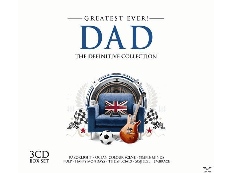 VARIOUS - Greatest Ever! Dad - The Definitive Collection [CD]