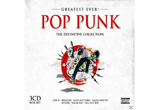 VARIOUS - Pop Punk Greatest Ever - (CD)