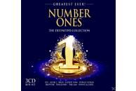 VARIOUS - Number Ones-Greatest Ever [CD]
