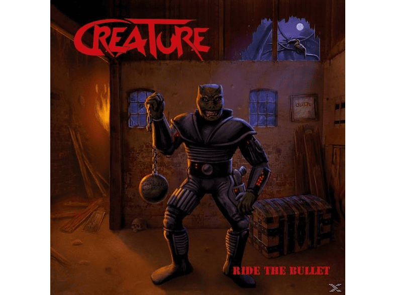 Creature - Ride The Bullet [CD]