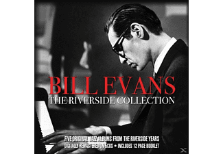 Bill Evans - Riverside Collection - (CD)