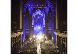 Anathema - A Sort Of Homecoming - (Vinyl)