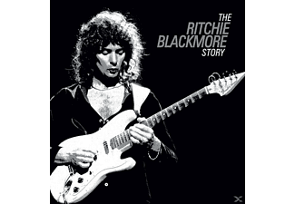 Ritchie Blackmore - The Ritchie Blackmore Story (Deluxe Edition) - (DVD + CD)