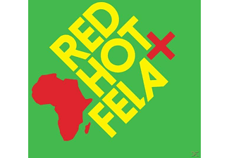 Fela Kuti - Red Hot+Fela - (Vinyl)