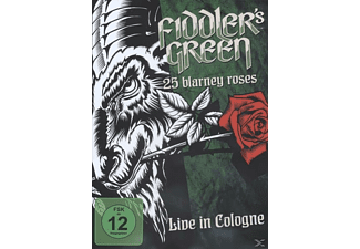 Fiddler's Green - 25 Blarney Roses-Live In Cologne 2015 - (DVD)