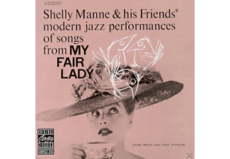 Shelly & His Friends Manne - MY FAIR LADY - (CD)