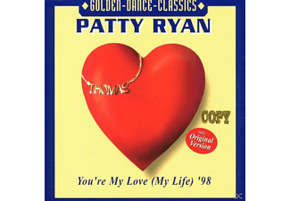 Patta Ryan - YOU RE MY LOVE (MY LIFE) 98 - (Maxi Single CD)