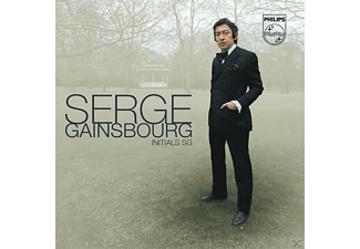 Serge Gainsbourg - Initials Sg (Best Of) - (CD)
