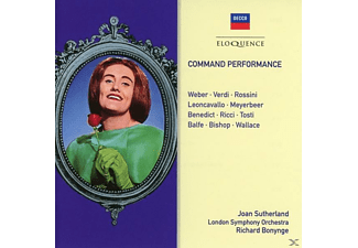 Joan Sutherland - Command Perfomance - (CD)