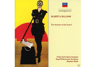 D'oyly Carte Opera Company, VARIOUS - The Yeomen Of The Guard - (CD)