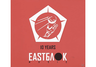 VARIOUS - 10 Years Eastblok Music [CD]
