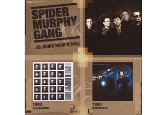 Spider Murphy Gang - In Flagranti (89)+Hokuspokus(90) [CD]