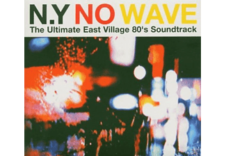 VARIOUS - New York No Wave - (CD)