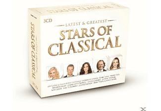 VARIOUS - Stars Of Classical - (CD)