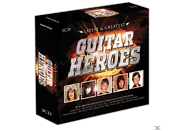 VARIOUS - Guitar Heroes-Latest & Greatest [CD]