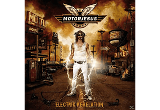 Motorjesus - Electric Revelation - (Vinyl)