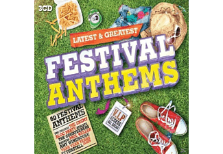 VARIOUS - Festival Anthems-Latest & Greatest - (CD)