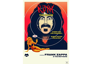 The Mothers, Frank Zappa - Roxy-The Movie - (DVD)