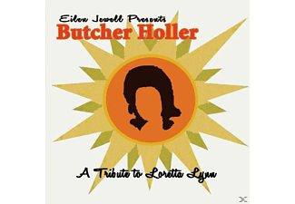 Eilen Jewell - Butcher Holler: A Tribute To Loretta Lynn - (CD)