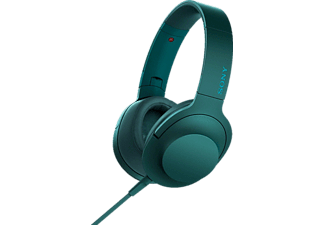 SONY H.ear on MDR-100AAP blauw