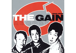 The Gain - A B C D & E: 1992-1998 [CD]