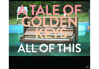 A Tale Of Golden Keys - Everything Went Down As Planned - (CD)