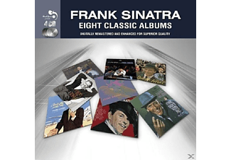 Frank Sinatra - Eight Classic Albums - (CD)