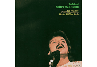 Scott Mckenzie - The Voice Of Scott Mckenzie - (CD)