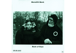 Meredith Monk - BOOK OF DAYS - (CD)