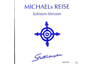 M. Stockhausen, Stephens, Stuart - Michaels Reise:Solistenversion - (CD)