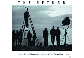 VARIOUS, Andrey Dergatchev - The Return-music of the film by Andrey Zvyagintsev - (CD)