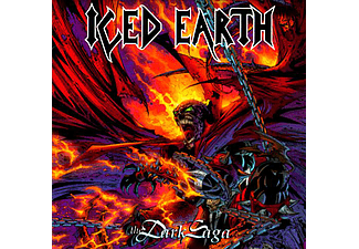 Iced Earth - The Dark Saga - Re-Issue (Vinyl LP (nagylemez))
