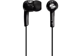 HAMA Basic 4 Music In-Ear Stereo Earphones, black - (135615)