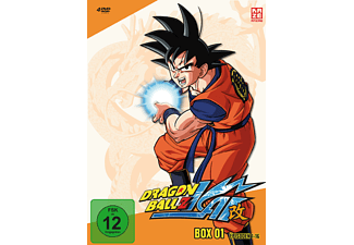 Dragonball Z Kai - Box 1 - (DVD)