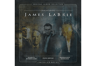 James Labrie - Original Album Collection - Discovering James Labrie (CD)