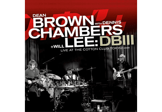 Dean Brown, Dennis Chambers, Will Lee - Db Iii - (Vinyl)