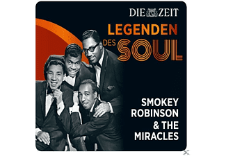 Smokey Robinson & The Miracles - Die Zeit Edition: Legenden Des Soul - (CD)