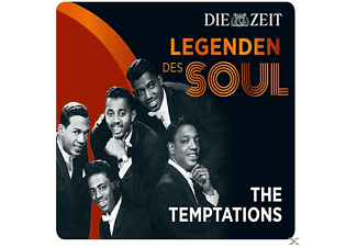 The Temptations - Die Zeit Edition: Legenden Des Soul - (CD)