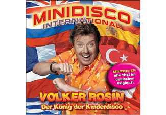 Volker Rosin - Minidisco International - (CD)