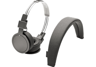 URBANEARS PLATTAN ADV BT, On-ear Kopfhörer, Bluetooth, Dunkelgrau