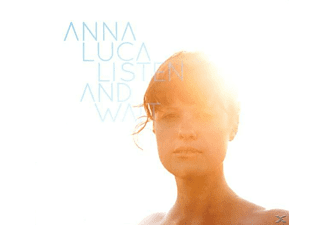 Anna Luca - listen and wait - (CD)
