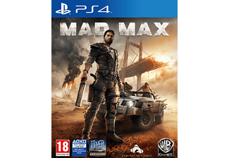 Mad Max | PlayStation 4
