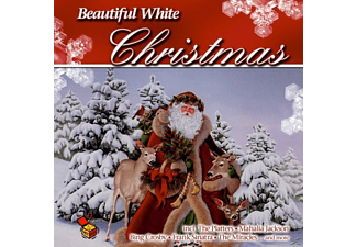 VARIOUS - Beautiful White Christmas - (CD)
