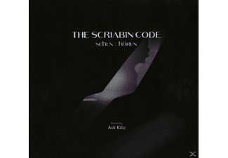 Asli Kilic - The Scriabin Code - (CD)