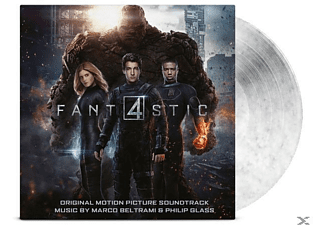 OST/VARIOUS - Fantastic Four (2015) (Coloured Vin [Vinyl]