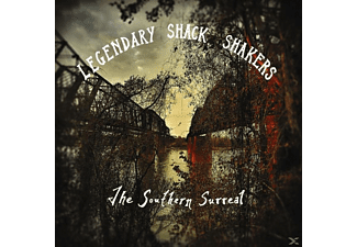 Legendary Shack Shackers - The Southern Surreal [CD]