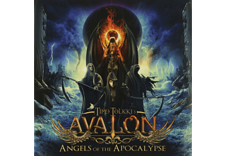 Timo Tolkki's Avalon - Angels Of The Apocalypse - (Vinyl)
