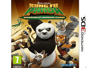 Kung Fu Panda: Showdown Of Legendary Legends Nintendo 3DS